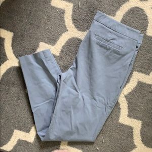 Halogen Dress Pant Chinos Slightly Cropped